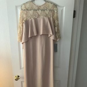 b22632a82f8 Rickie Freeman for Teri Jon Dresses -  new  Blush Formal Mother of the Bride
